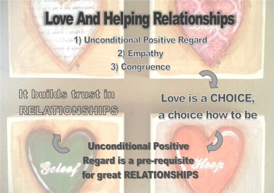 Love And Helping Relationships