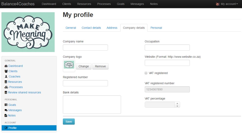 My profile3
